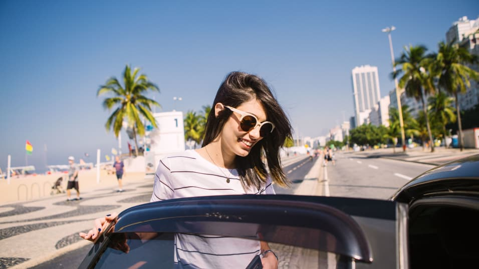 Resultado de imagem para viaje com uber