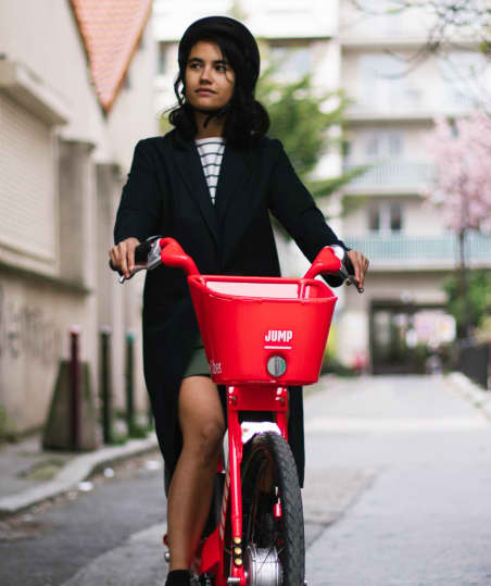 JUMP — Electric Bikes & Electric Scooters Available for Rent