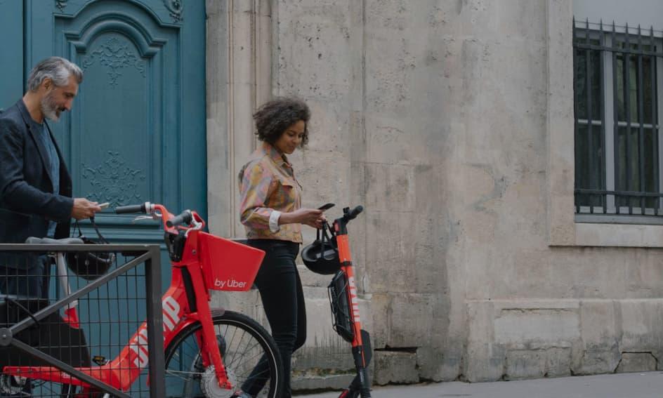 San Diego Electric Bike Share & Scooter Rental – JUMP Bikes
