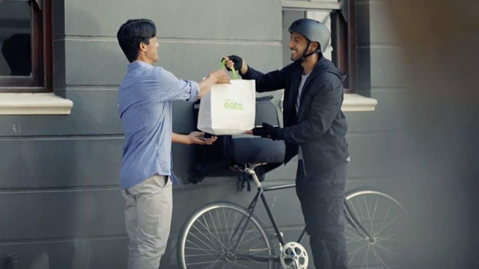 Entregas com o Uber Eats   Uber