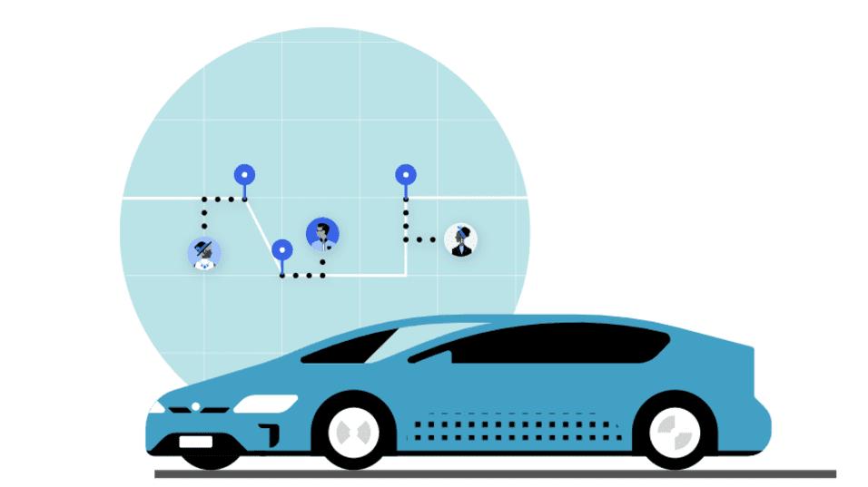 UberPool vs  UberX - How Does UberPool Work?