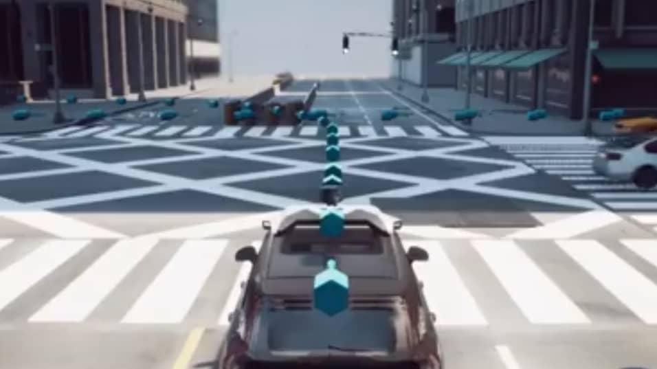 Self-Driving Simulation   Uber ATG