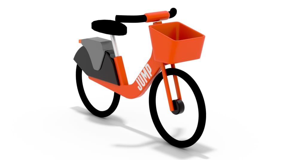 Jump Electric Bike Share